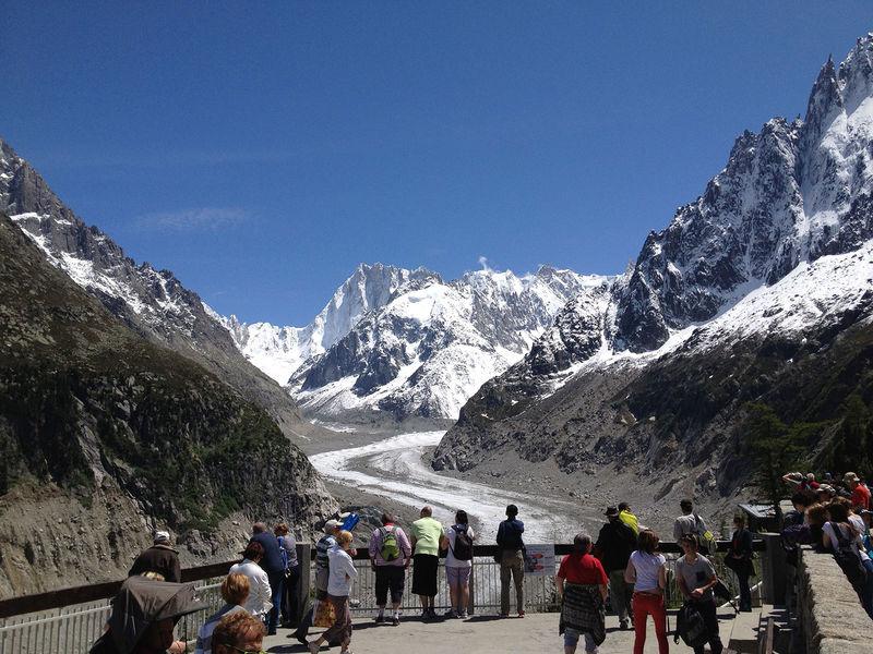 montenvers glacier